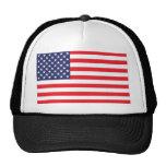 Gorras de la bandera de los E.E.U.U.