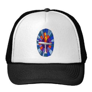 Gorras de la cáliz del templo de la unidad