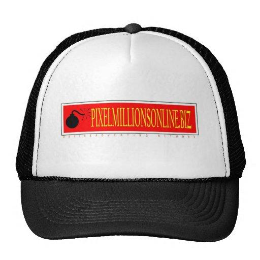 Gorras de la firma del PMO