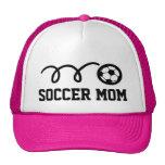 Gorras de la mamá del fútbol