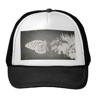 Gorras de la mariposa del vintage