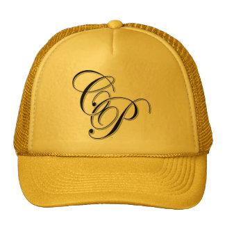 Gorras de las iniciales (escritura)