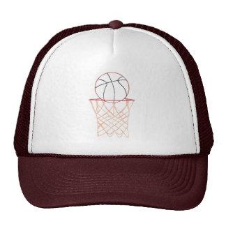 Gorras de los deportes del dibujo de esquema del