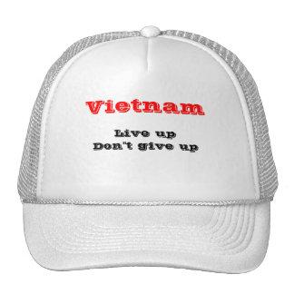 Gorras de motivación del camionero del mensaje de