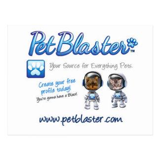 Gorras de PetBlaster, camisetas, tazas, ropa del m Postales