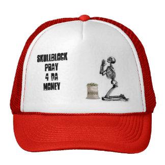 Gorras de SkullBlock versión roja