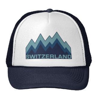 Gorras de SUIZA