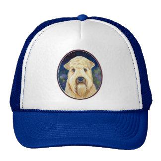 Gorras de trigo suavemente revestidos de Terrier