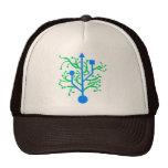 Gorras del árbol de USB
