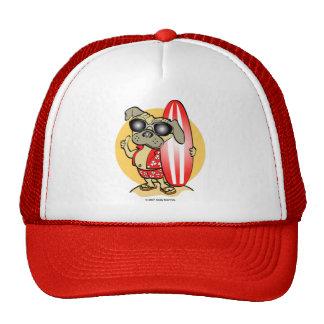 Gorras del barro amasado de Surfin