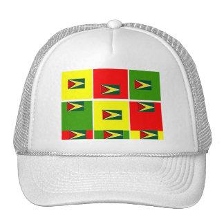 Gorras del camionero de Guyana