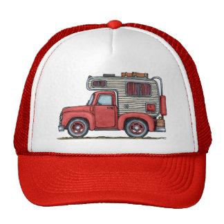 Gorras del campista rv de la camioneta pickup - mo