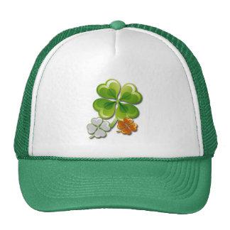 Gorras del día de St Patrick