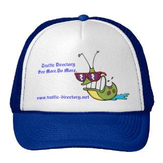 Gorras del directorio del tráfico