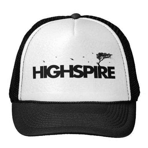 """Gorras del diseño del """"vuelo"""" de Highspire"""