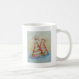 Gorras del fiesta taza clásica