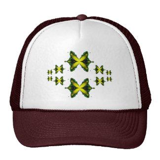 Gorras del fractal de Equis