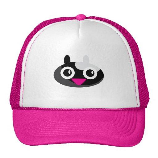 ¡Gorras del gato!