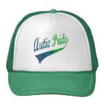 Gorras del orgullo de Autie