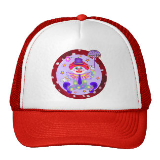 Gorras del payaso