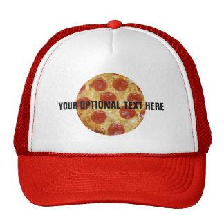 Gorras del personalizado de la PIZZA
