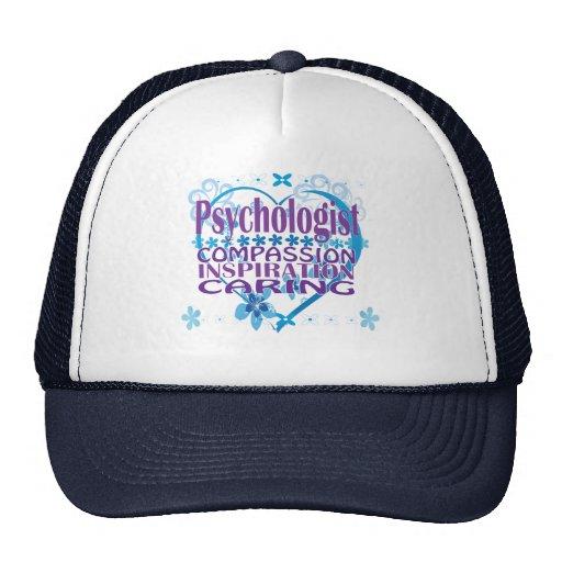 Gorras del regalo del psicólogo