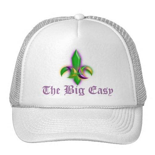 Gorras fáciles grandes del carnaval de la flor de