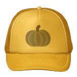Gorras grises de Halloween de las luces anaranjada