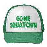 Gorras idos del camionero de Squatchin