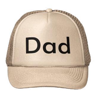 gorras para los papás