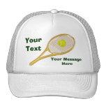 Gorras personalizados del tenis para los hombres y