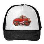 Gorras rojos del stock car