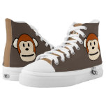Gorrilla High-Top Sneakers