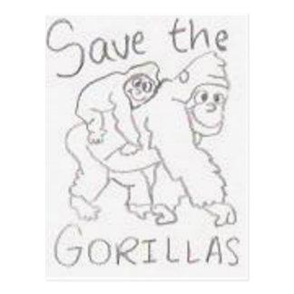 gorrilla postal
