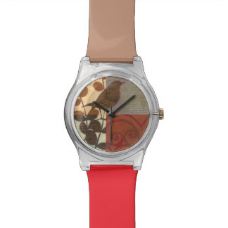 Gorrión del damasco relojes