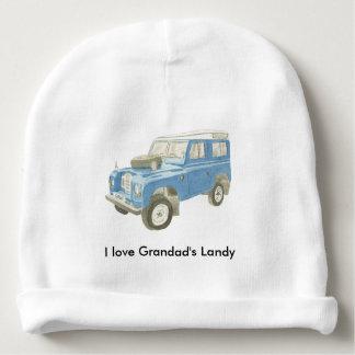 Gorrita tejida del bebé de Land Rover Gorrito Para Bebe