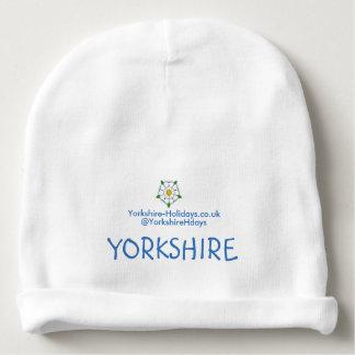Gorrita tejida del bebé de los Yorkshire-Días de Gorrito Para Bebe