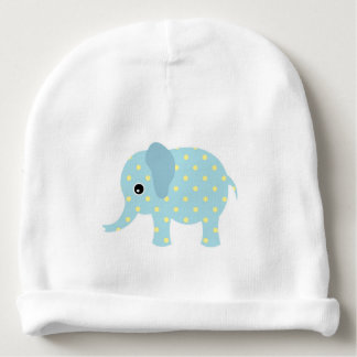 Gorrita tejida linda del bebé del elefante del gorrito para bebe