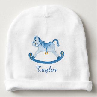 Gorrita tejida personalizada arte del bebé del gorrito para bebe