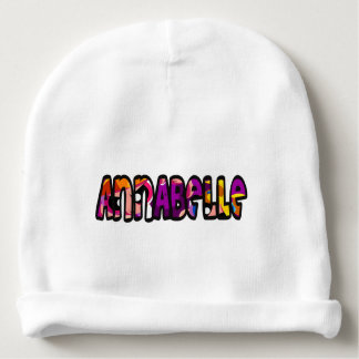 Gorrito for drinks customized Annabelle Baby Beanie