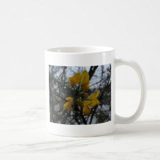 Gorse Flowers Coffee Mug