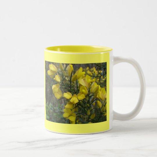 Gorse Two-Tone Coffee Mug