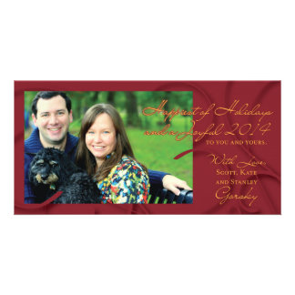 Gorsky 2013 holiday card photo card