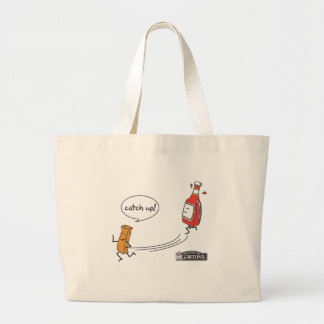 Gorton's Catch Up! Tote Bags