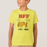 Gorton's & Ortega Children's BFF Shirt
