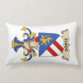 Görtz Family Crest Lumbar Pillow