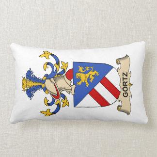 Görtz Family Crest Throw Pillow