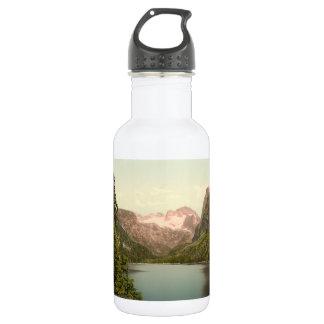 Gosausee and Dachstein, Austria Water Bottle