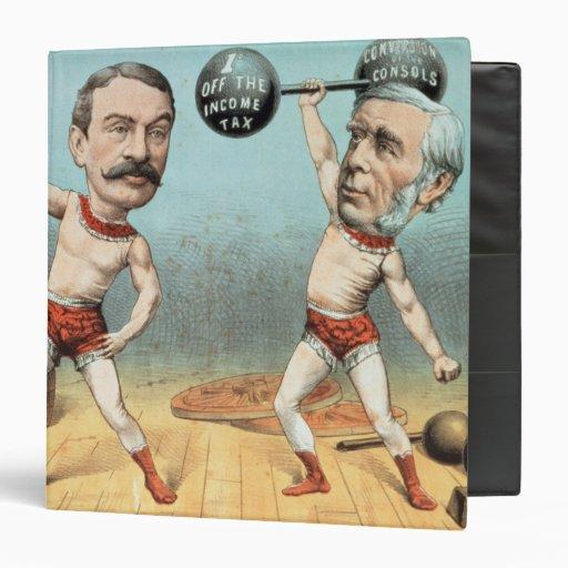 Goschen and Ritchie, the Champion Weight Binders