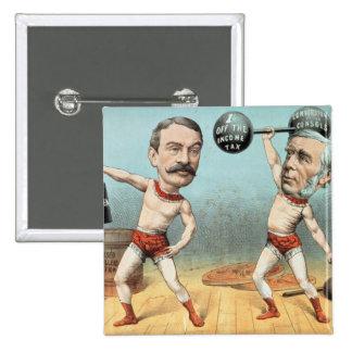 Goschen y Ritchie, el peso del campeón Pins